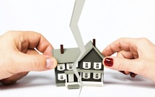 Как делится собственность, если квартира в ипотеке