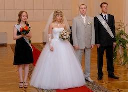 Обязательны ли свидетели на регистрации брака