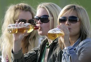 Распитие спиртных напитков в общественных местах3
