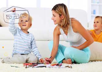 выделение доли в квартире детям после погашения ипотеки материнским капиталом