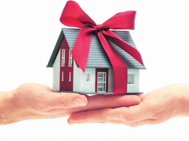 налог на дарение недвижимости родственнику 2013 выглядел