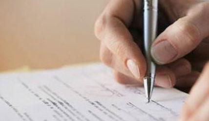 Написание искового заявления в суд за моральный и материальный ущерб
