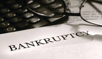 Последствия банкротства юридического лица