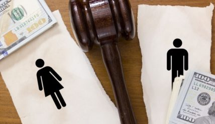 Раздел имущества при разводе полученное в дар в браке